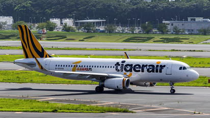B-50006 - Tiger Airways Airbus A320