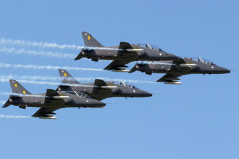 HW-345 - Finland - Air Force: Midnight Hawks British Aerospace Hawk 51