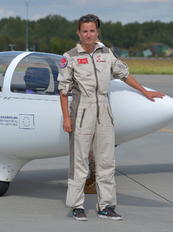 - - Grupa Akrobacyjna Żelazny - Acrobatic Group - Aviation Glamour - People, Pilot