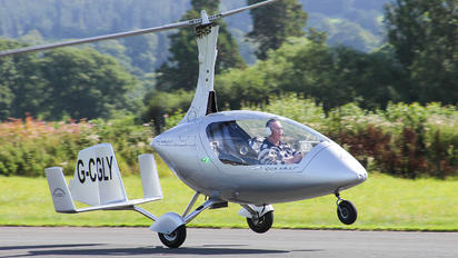 G-CGLY - Private Rotorsport Calidus