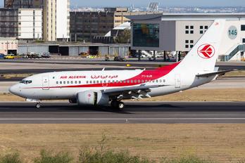 7T-VJR - Air Algerie Boeing 737-600