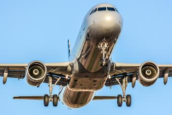 N190UW - American Airlines Airbus A321