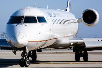 N745SK - United Express Canadair CL-600 CRJ-700