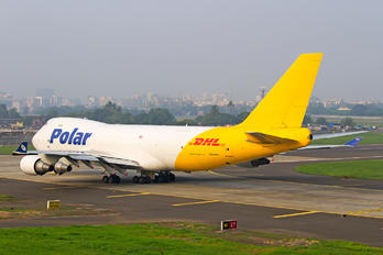 N451PA - Polar Air Cargo Boeing 747-400F, ERF
