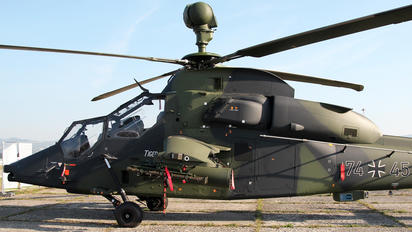 74+45 - Germany - Army Eurocopter EC665 Tiger