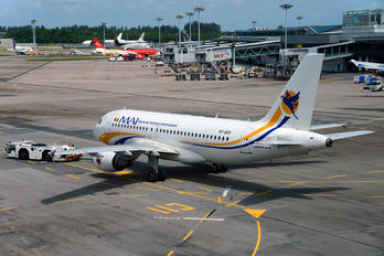 XY-AGV - Myanmar Airways International Airbus A319