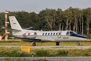 TR.20-03 - Spain - Air Force Cessna 560 Citation V