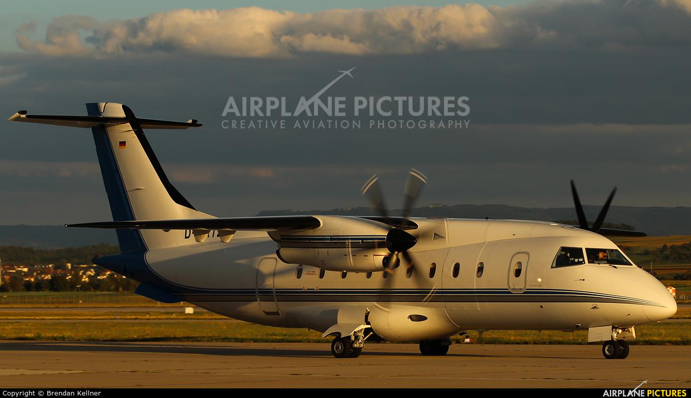 Private Wings D-CATZ aircraft at Stuttgart