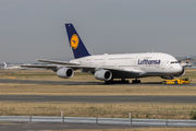 Lufthansa D-AIMD image