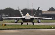 05-4089 - USA - Air Force Lockheed Martin F-22A Raptor aircraft