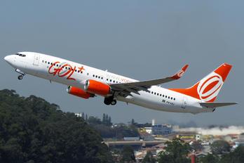 PR-VBJ - GOL Transportes Aéreos  Boeing 737-800