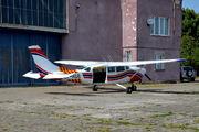 SP-ADE - Aeroklub Białostocki Cessna 207 Skywagon aircraft