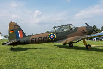 D-EFOM - Private de Havilland Canada DHC-1 Chipmunk