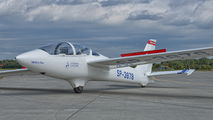 SP-3878 - Grupa Akrobacyjna Żelazny - Acrobatic Group Margański & Mysłowski MDM-1 Fox series aircraft