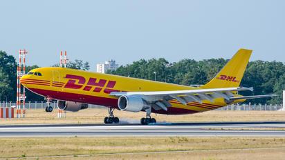 D-AEAK - DHL Cargo Airbus A300F
