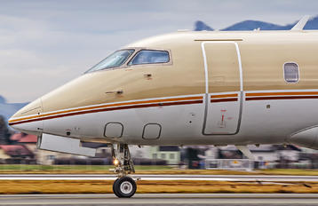 OE-HOO - Private Bombardier BD-100 Challenger 300 series
