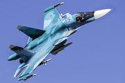 38 - Russia - Navy Sukhoi Su-34 aircraft
