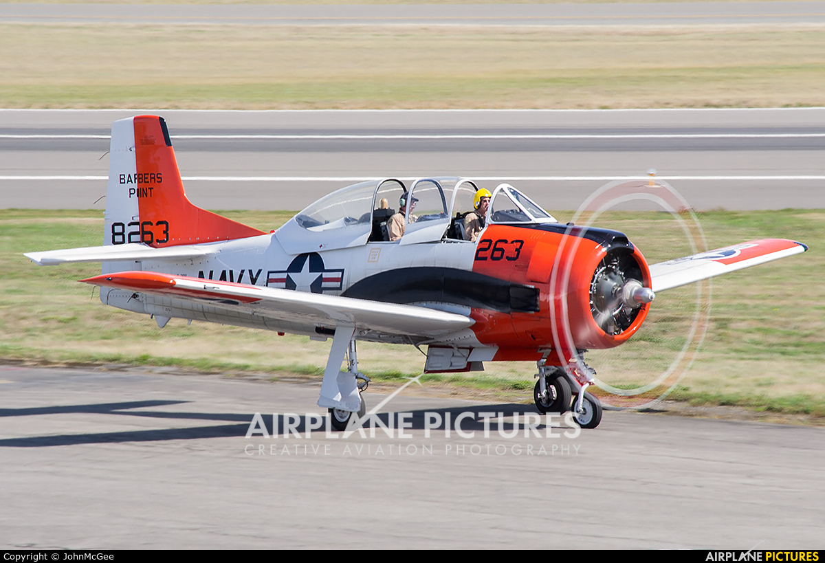 Private N63NA aircraft at Everett - Snohomish County / Paine Field