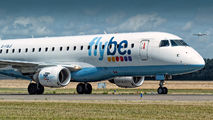 G-FBJI - Flybe Embraer ERJ-175 (170-200) aircraft