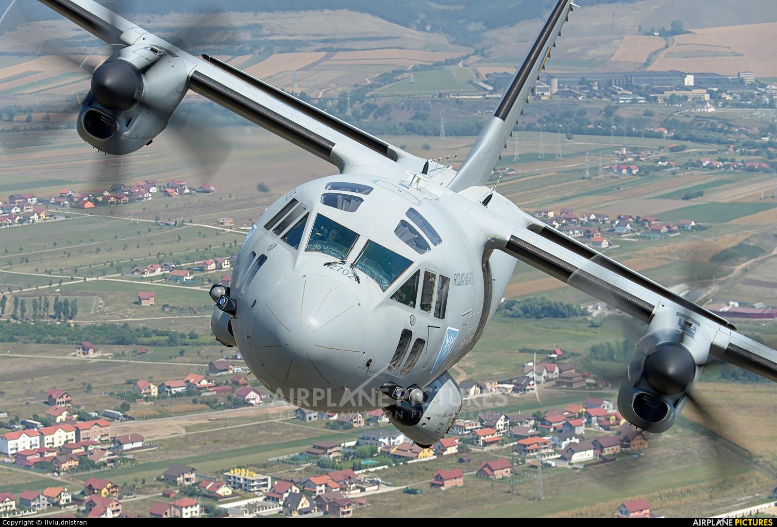 Romania - Air Force 2702 aircraft at In Flight - Romania