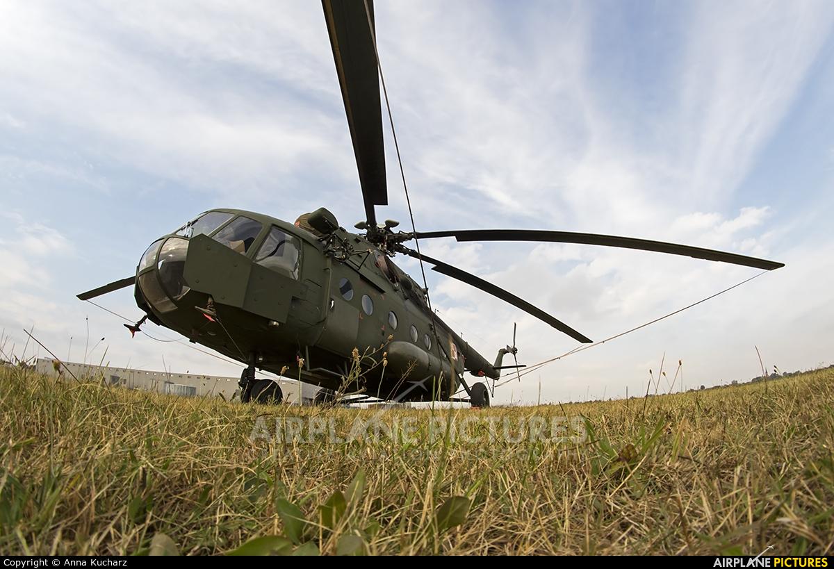Poland - Army 6103 aircraft at Mielec