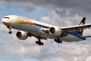 VT-JEK - Jet Airways Boeing 777-300ER aircraft