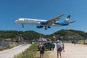 G-TCBB - Thomas Cook Boeing 757-200 aircraft