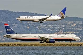 N191UW - US Airways Airbus A321