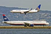 N191UW - US Airways Airbus A321 aircraft