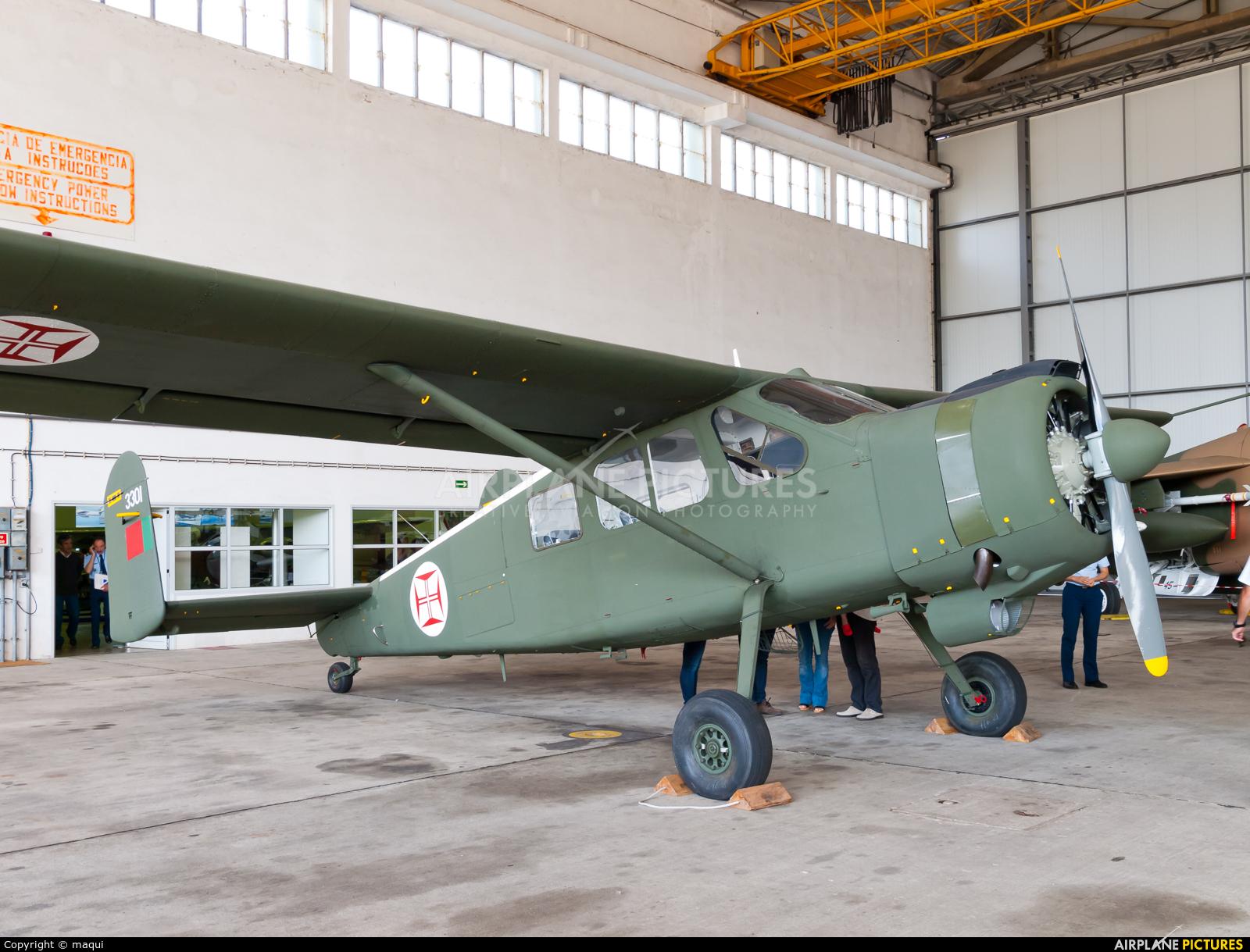 Portugal - Air Force 3301 aircraft at Ovar