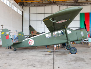 3301 - Portugal - Air Force Max Holste MH.1521 Broussard