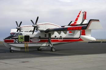 N386AC - AeroFlite Aviation Canadair CL-415 (all marks)