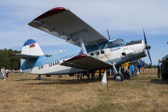 EW-324AB - Belarus - DOSAAF Antonov An-2
