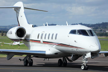 CS-CHA - NetJets Europe (Portugal) Bombardier BD-100 Challenger 350 series
