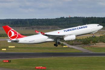 TC-JOU - Turkish Cargo Airbus A330-200F