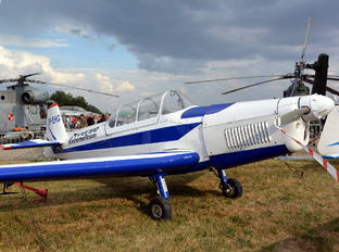 SP-EHG - Private Zlín Aircraft Z-526F