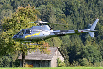 D-HFTD - Private Aerospatiale AS350 Ecureuil / Squirrel