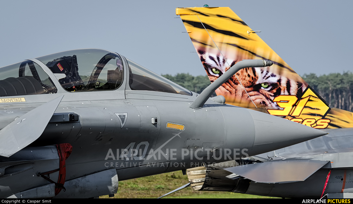 Belgium - Air Force FA-106 aircraft at Kleine Brogel