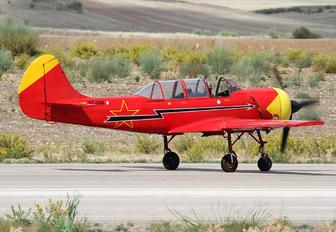 EC-IAM - Private Yakovlev Yak-52