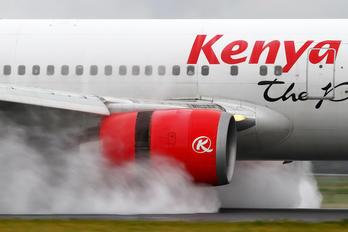 5Y-KQZ - Kenya Airways Boeing 767-300ER