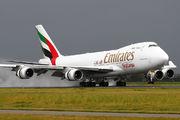 N408MC - Emirates Sky Cargo Boeing 747-400F, ERF aircraft