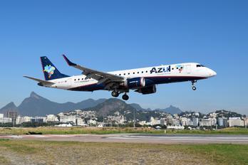 PR-AZF - Azul Linhas Aéreas Embraer ERJ-190 (190-100)