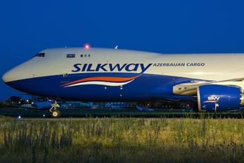 VQ-BVB - Silk Way Airlines Boeing 747-8F