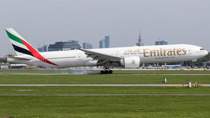 A6-ECO - Emirates Airlines Boeing 777-300ER