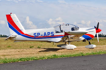 SP-APS - Aeroklub Częstochowski Zlín Aircraft Z-242