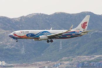 B-5422 - Air China Boeing 737-800