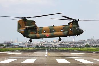 52931 - Japan - Ground Self Defense Force Kawasaki CH-47J Chinook