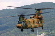 52931 - Japan - Ground Self Defense Force Kawasaki CH-47J Chinook aircraft