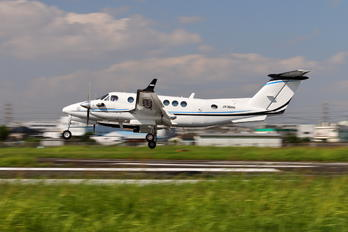JA388N - Noevir Aviation Beechcraft 300 King Air 350