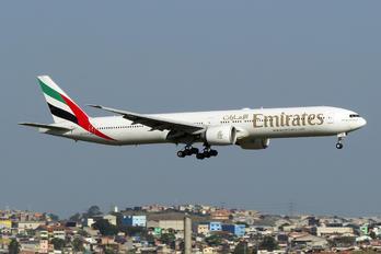 A6-ECM - Emirates Airlines Boeing 777-300ER